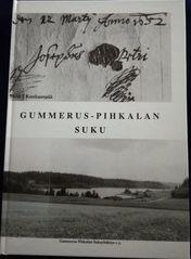 Gummerus-Pihkalan suku -kirja